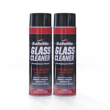 NEW Safelite Glass Cleaner 19 oz 2 Pack FREE SHIPPING