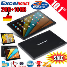 "10.1"" ZOLL IPS TABLET PC ANDROID6.0 3G WIFI SMARTPHONE OTG Dual SIM/CAM 2GB+16GB"