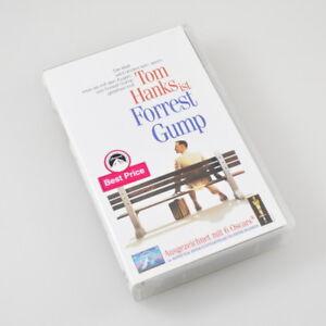 VHS: Forrest Gump mit Tom Hanks (Video) NEU