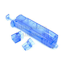 Pistol Magazine Shape Plastic 6mm BB Loader / Blue for airsoft