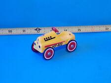 Hot Rod Pedal Style Car Vehicle Toys Wheels Car Dollhouse Miniature Fairy Garden