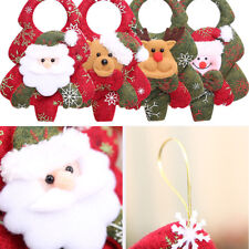 Peluche Poupée Ornament Père Noël Pendentif Gadget Decor Noël Enfant Cadeau Mode