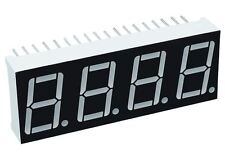 "Red 0.56"" 4 Digit Seven 7 Segment Display Common Cathode LED"
