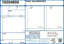 Right Head Gasket Set AUDI Q7 QUATTRO V8 32V 4.2 349 BAR (3/2006-5/2010)