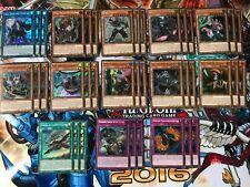 "Yu-Gi-Oh! ""Fellsöldner"" Deck Core! Deutsch! 36 Maindeck + 3 Extradeck"