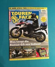 TOUREN - FAHRER März 2018 Motorrad Reisen ungelesen 1A abs. TOP