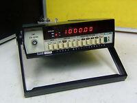 Fluke 1900A, schöner zuverlässiger Frequenzzähler !