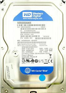 Western Digital (WD5000AAKX) 500GB SATA III (LFF) 6Gb/s 7.2K HDD