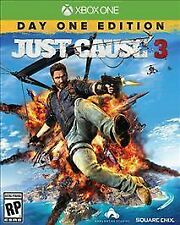 Just Cause 3: Day One Edition (Microsoft Xbox One, 2015) Quick Delivery and Play