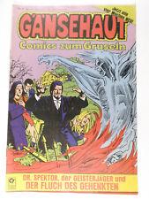 GÄNSEHAUT Comics zum Gruseln Heft # 4 ( Condor Verlag 1981 )