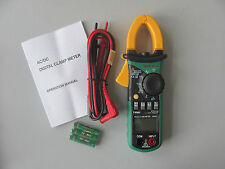 MS2108 6600 AC DC Clamp Meter 600V 660A analog bar max Frq Cap CATIII