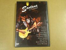 MUSIC DVD / SANTANA - IN CONCERT