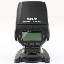 Meike MK-320 E-TTL Blitzgerät Blitz 1/8000s HSS für Canon EOS 5D III 70D 7D 750D