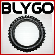 "INNOVA 110/90- 19"" Inch Rear Back Big Knobby Tyre Tire +Tube PIT Trail Dirt Bike"