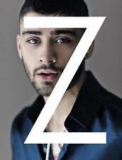 Zayn by Zayn Malik (2016, Hardcover) One Direction Band Music Biography Book