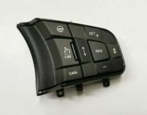 Genuine Jaguar XE / XF / F-Pace / E-Pace - Cruise Control Switch - T4N13360