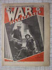 The War Illustrated #53 (Blitz, Coastal Guns, Berlin, Graf Spee, Dunkirk, Paris)