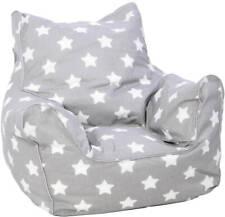 KNORRTOYS Kindersitzsack  Stars white