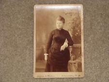 Cabinet Portrait, Kettner & Mader, 105-07 State St., Schenectady, N.Y.