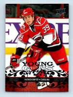2008-09 Upper Deck Young Guns Patrick Dwyer RC * #459