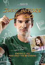 Just Before I Go DVD Fast Free Shipping!!!