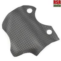 Ducati 848 1098 1198 Carbon Fibre Rear Brake Master Cylinder Cover - All Models