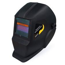 Pro Solar Powered Auto Darkening Welding Helmet Grinding TIG MIG Welder Mask