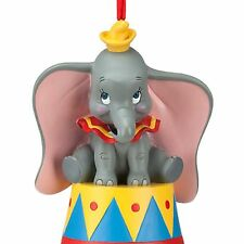 Disney EXCLUSIVE BABY DUMBO CIRCUS FREE STANDING ORNAMENT NIB