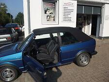 VW Golf 1 Cabrio Cabrioverdeck Hochwertige Qualität inkl.Montage EX Karmann