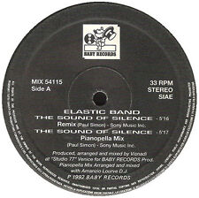 ELASTIC BAND - The Sound Of Silence / Call It A Day - Baby Records