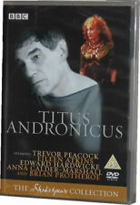 Titus Andronicus BBC Shakespeare DVD - New Sealed
