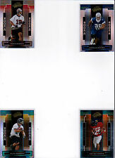 2005 ABSOLUTE  MEMORABILIA FB #188 PARIS WARREN RC SP MACH #848/999 TAMPA BAY
