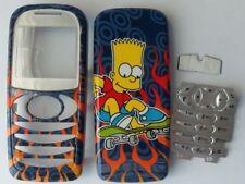 Sagem MYX-2 MYX2 Bart Simpson Phone Fascia/Housing/Cover + Keypad