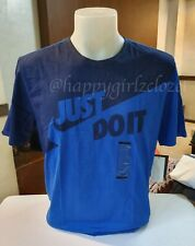 Authentic Nike JUST DO IT T-SHIRT