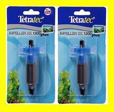 Rotor IMPELLER Doppelpack pour TETRA Filtre extérieur EX 1200 plus TETRA TEC