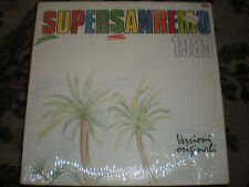 SUPERSANREMO 1985-LP-EMI Italy Records-Luis Miguel-Garbo-Zucchero-Ivan Graziani