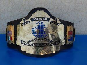 WWF Andre 87 World Heavyweight Champion Replica Belt 4mm christmas gift