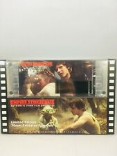 Star Wars The Empire Strikes Back Authentic 70mm Film Originals Solo and Leia