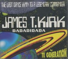 TE Generation - James T. Kirk (Dadadidada) ° Maxi-Single-CD von 1995 °
