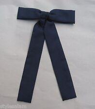 Colonel tie western bow tie square dance black clip-on NEW Kentucky wedding DJ