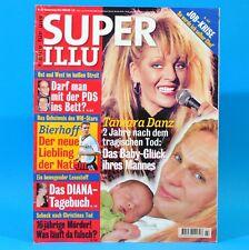 Super Illu 23-1998   28.05.1998 Tamara Danz DVU-Wähler in Stresow O. Bierhoff