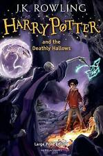 Harry Potter and the Deathly Hallows by J. K. Rowling (Hardback, 2007)