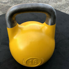 Competition kettlebell 16kg steel - ready to post