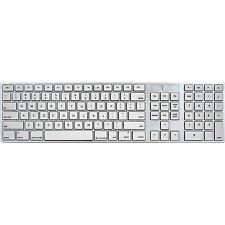 iHome Wired USB Full Size 109 Key Keyboard for Mac