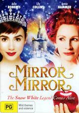 Mirror Mirror - Julia Roberts, Lily Collins, Armie Hammer - DVD