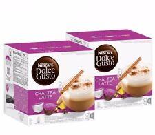 Nescafé Dolce Gusto Chai Tea Latte, 32 capsule . ( 16 serving ) .