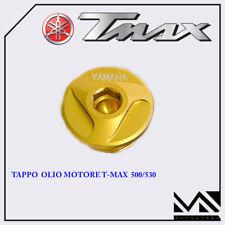 TAPPO RACING OLIO MOTORE ORO PERFORMANCE1 TM003 YAMAHA T-MAX TMAX 500 2010 2011