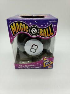 new Full Size MAGIC 8 BALL classic billiard pool desk toy black by Mattel 30188