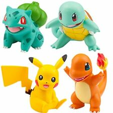 Monster Collection Ex Three Pokemon of Departure+Pikachu Vol.1 Kanto Takara Tomy