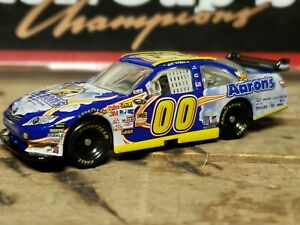 David Reutimann 2009 #00 Aaron's Dream Machine 1/64 scale Toyota Camry NASCAR
